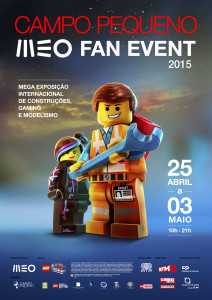 MEO Fan Event_Cartaz