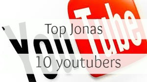 Top Jonas - 10 Youtubers (2015)