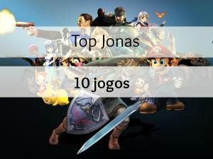 top jonas - 10 jogos