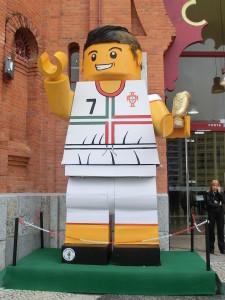 Lego Ronaldo