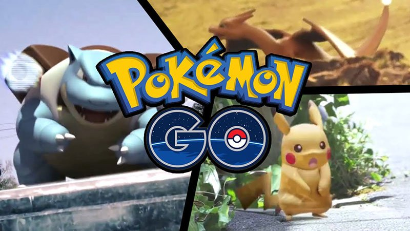 Pokemon GO lançado em Portugal !!!